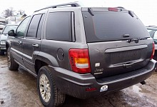 Jeep Grand Cherokee, dyzelinas