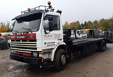 Scania 82M, vehicle transporters, diesel