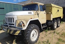 ZIL 131, chassis truck, petrol