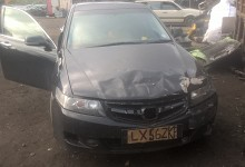 Honda Accord, dyzelinas